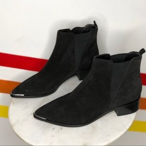 NEW Marc Fisher LTD Yalen Pointed Booties